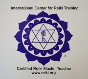 International Center for Reiki Training. Certified Reiki Master Teacher