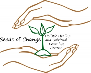 Seeds of Change Holistic Healing and Spiritual Learning Center Logo