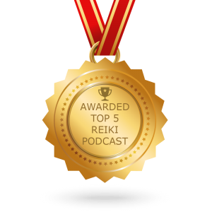 Awarded Top 5 Reiki Podcast